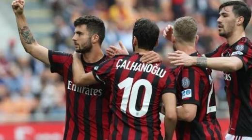 موعد مباراة ميلان وسامبدوريا الاثنين 6-1-2020 والقنوات الناقلة | الدوري الإيطالي