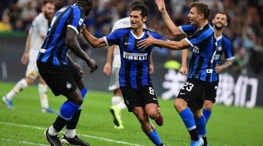 أهداف و ملخص مباراة إنتر ميلان وليتشي اليوم الأحد 19-1-2020 | الدوري الإيطالي