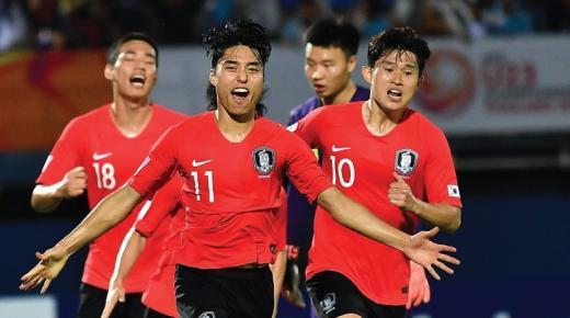 أهداف و ملخص مباراة إيران وكوريا الجنوبية اليوم الأحد 12-1-2020 | كأس آسيا 23 سنة