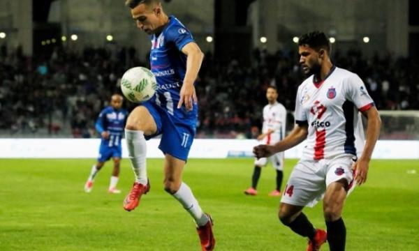 أهداف و ملخص مباراة اتحاد طنجة وأولمبيك آسفي اليوم الخميس 23-1-2020   الدوري المغربي