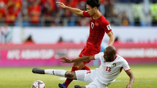 ملخص مباراة الأردن وفيتنام اليوم الاثنين 13-1-2020 | كأس آسيا 23 سنة