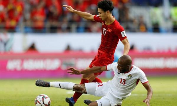 ملخص مباراة الأردن وفيتنام اليوم الاثنين 13-1-2020   كأس آسيا 23 سنة
