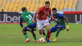 أهداف و ملخص مباراة الأهلي ومصر المقاصة اليوم الأربعاء 1-1-2020 | الدوري المصري