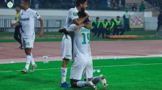 أهداف و ملخص مباراة الرجاء ومولودية وجدة اليوم الأربعاء 22-1-2020 | الدوري المغربي