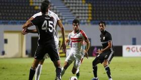 أهداف و ملخص مباراة الزمالك والجونة اليوم الأربعاء 15-1-2020 | الدوري المصري
