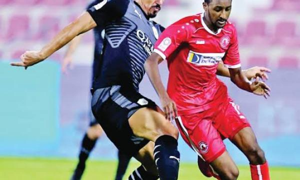 أهداف و ملخص مباراة السد والعربي اليوم الاثنين 6-1-2020   الدوري القطري