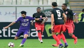 أهداف و ملخص مباراة العين وشباب الأهلي دبي اليوم الخميس 2-1-2020 | الدوري الإماراتي