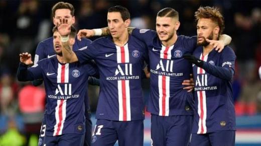 أهداف و ملخص مباراة باريس سان جيرمان ولينا مونتليري اليوم الأحد 5-1-2020 | كأس فرنسا