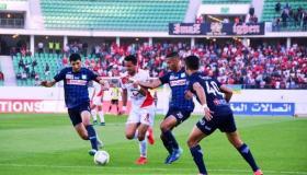 أهداف و ملخص مباراة حسنية اكادير والدفاع الحسني اليوم الثلاثاء 21-1-2020   الدوري المغربي