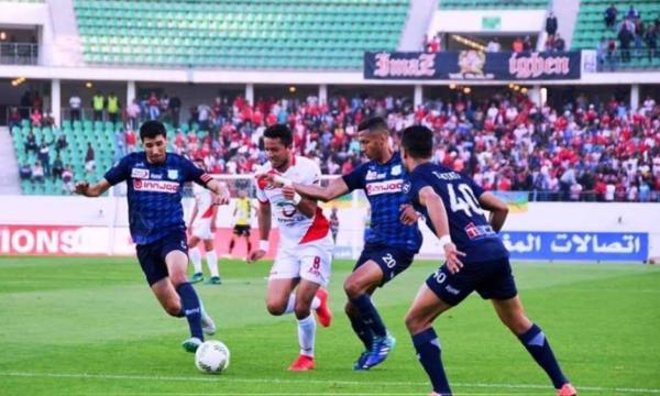 أهداف و ملخص مباراة حسنية اكادير والدفاع الحسني اليوم الثلاثاء 21-1-2020 | الدوري المغربي