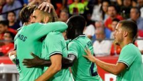أهداف و ملخص مباراة ريال مدريد واشبيلية اليوم السبت 18-1-2020 | الدوري الإسباني