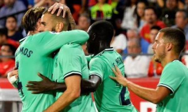أهداف و ملخص مباراة ريال مدريد واشبيلية اليوم السبت 18-1-2020   الدوري الإسباني