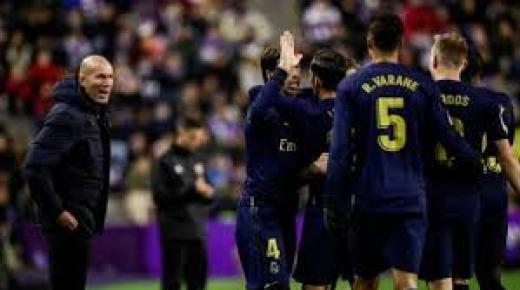 أهداف و ملخص مباراة ريال مدريد وريال سرقسطة اليوم الأربعاء 29-1-2020 | كأس ملك إسبانيا