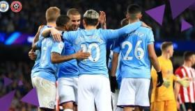 أهداف و ملخص مباراة مانشستر سيتي وشيفيلد يونايتد اليوم الثلاثاء 21-1-2020 | الدوري الإنجليزي