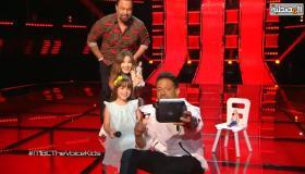 برنامج The Voice Kids الموسم 3 الحلقة 5 الخامسة