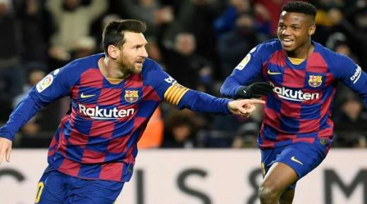 أهداف و ملخص مباراة برشلونة وابيزا اليوم الأربعاء 22-1-2020 | كأس ملك إسبانيا