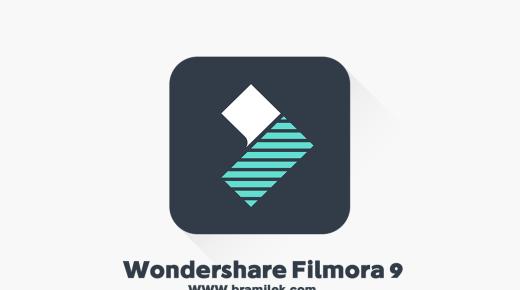 تفعيل برنامج Wondershare Filmora9 وإزالة العلامة المائية