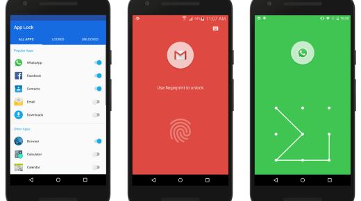 ماذا تعرف عن تطبيق Applock؟
