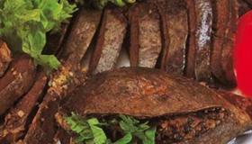 طريقة تحضير الطحال باللحم المفروم