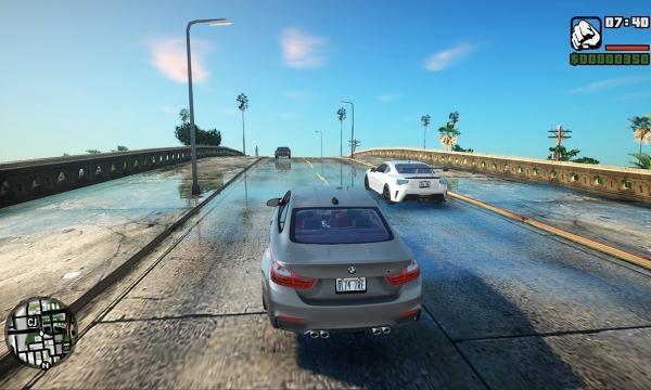 متطلبات تشغيل لعبة GTA V - المصطبة