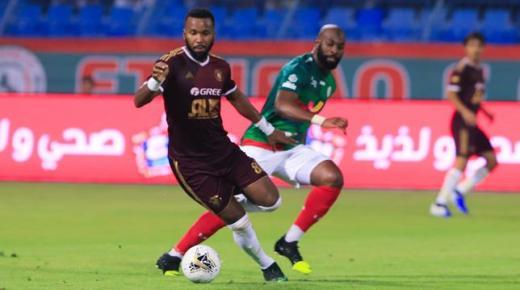 موعد مباراة الاتفاق والفيصلي الجمعة 21-2-2020 والقنوات الناقلة | الدوري السعودي