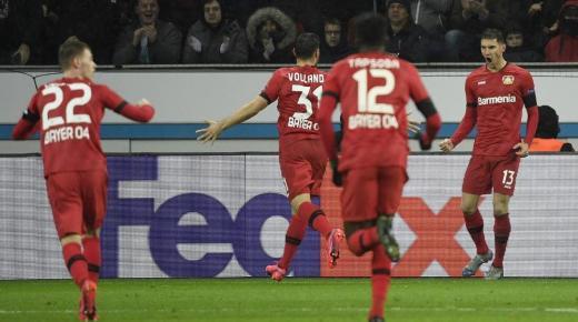 موعد مباراة بورتو وباير ليفركوزن الخميس 27-2-2020 والقنوات الناقلة | الدوري الأوروبي
