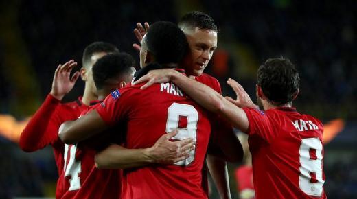 موعد مباراة مانشستر يونايتد وكلوب بروج الخميس 27-2-2020 والقنوات الناقلة | الدوري الأوروبي