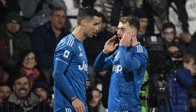 موعد مباراة يوفنتوس وليون الأربعاء 26-2-2020 والقنوات الناقلة   دوري أبطال أوروبا