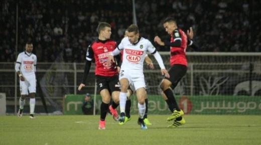 أهداف و ملخص مباراة اتحاد العاصمة ووفاق سطيف اليوم الثلاثاء 4-2-2020 | الدوري الجزائري