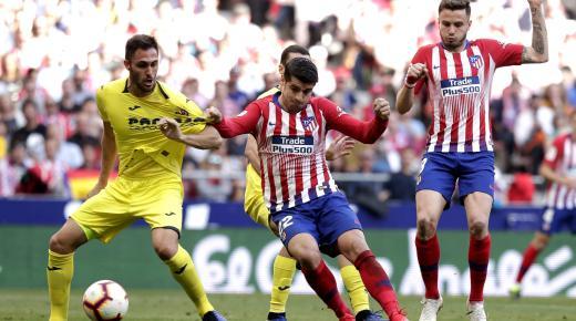 أهداف و ملخص مباراة اتلتيكو مدريد وفياريال اليوم الأحد 23-2-2020 | الدوري الإسباني