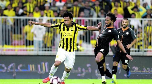 أهداف و ملخص مباراة الاتحاد والشباب اليوم السبت 29-2-2020   الدوري السعودي