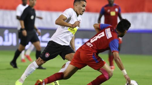 أهداف و ملخص مباراة الرائد وأبها اليوم السبت 15-2-2020 | الدوري السعودي