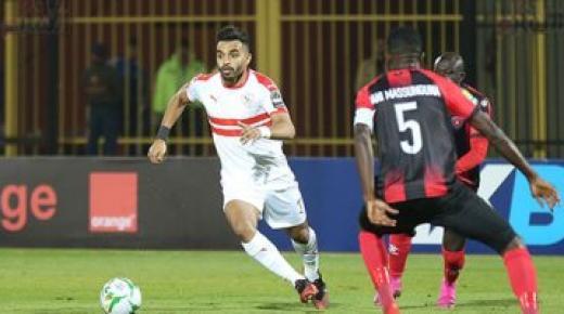 ملخص مباراة الزمالك وأول أغسطس اليوم السبت 1-2-2020 | دوري أبطال أفريقيا