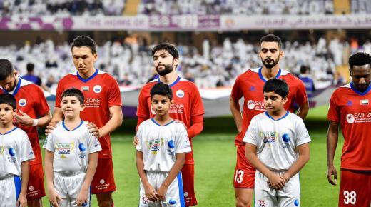 أهداف و ملخص مباراة الشارقة والتعاون اليوم الثلاثاء 11-2-2020 | دوري أبطال آسيا