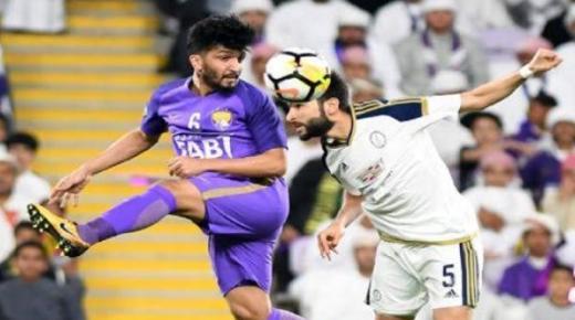 أهداف و ملخص مباراة العين والوصل اليوم السبت 1-2-2020 | الدوري الإماراتي