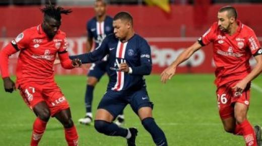 أهداف و ملخص مباراة باريس سان جيرمان وديجون اليوم السبت 29-2-2020 | الدوري الفرنسي