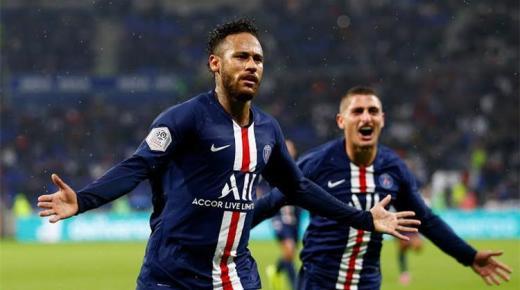 أهداف و ملخص مباراة باريس سان جيرمان وليون اليوم الأحد 9-2-2020 | الدوري الفرنسي