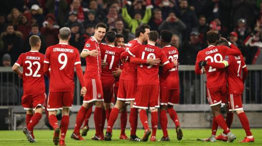 أهداف و ملخص مباراة بايرن ميونخ وكولن اليوم الأحد 16-2-2020 | الدوري الألماني