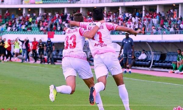 أهداف و ملخص مباراة حسنية اكادير واتحاد طنجة اليوم الأربعاء 5-2-2020   الدوري المغربي
