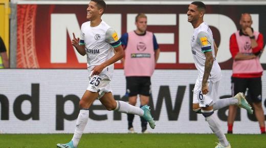 أهداف و ملخص مباراة شالكه وبادربورن اليوم السبت 8-2-2020 | الدوري الألماني