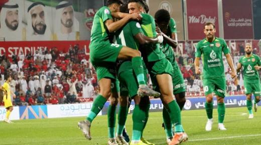 ملخص مباراة شباب الأهلي دبي والفجيرة اليوم الأحد 2-2-2020 | الدوري الإماراتي
