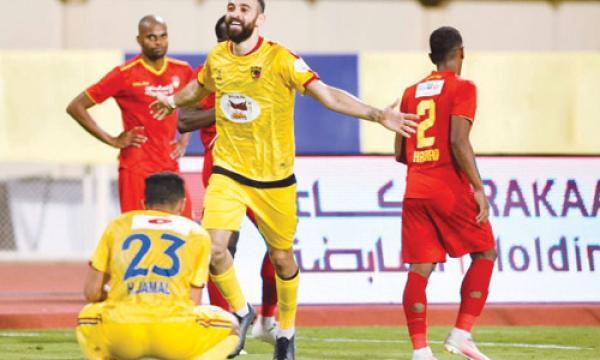 أهداف و ملخص مباراة ضمك والحزم اليوم الجمعة 28-2-2020 | الدوري السعودي