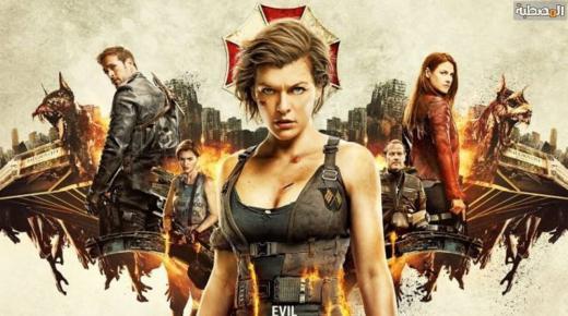 فيلم Resident Evil: The Final Chapter (2016) مترجم