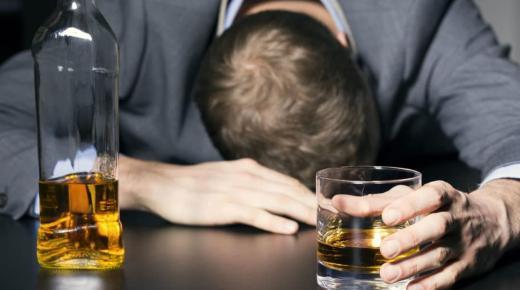 كيف تتخلص من إدمان الكحول ؟