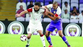 موعد مباراة العين والجزيرة السبت 14-3-2020 والقنوات الناقلة | الدوري الإماراتي