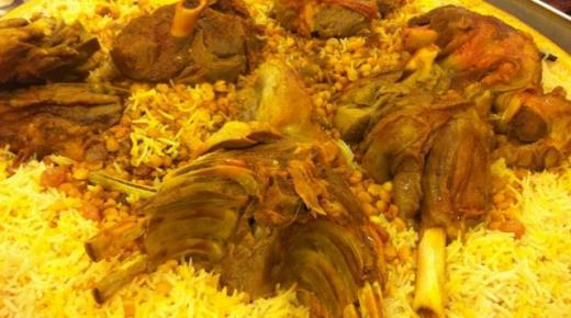 طريقة إعداد مجبوس اللحم الخليجي