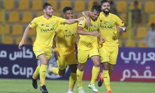 أهداف و ملخص مباراة الوصل وحتا اليوم الجمعة 13-3-2020   الدوري الإماراتي