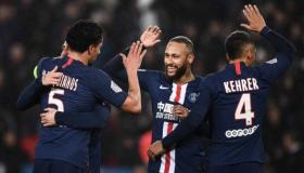 أهداف و ملخص مباراة باريس سان جيرمان وبوروسيا دورتموند اليوم الأربعاء 11-3-2020   دوري أبطال أوروبا