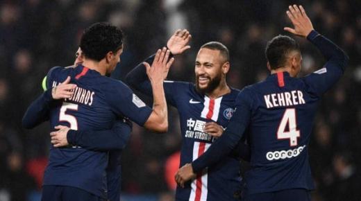 أهداف و ملخص مباراة باريس سان جيرمان وبوروسيا دورتموند اليوم الأربعاء 11-3-2020 | دوري أبطال أوروبا