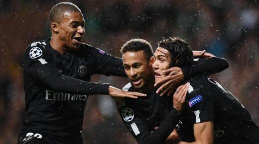 أهداف و ملخص مباراة باريس سان جيرمان وليون اليوم الأربعاء 4-3-2020 | كأس فرنسا